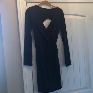 """ASOS Navy """"Kate Middleton """" Dress"""